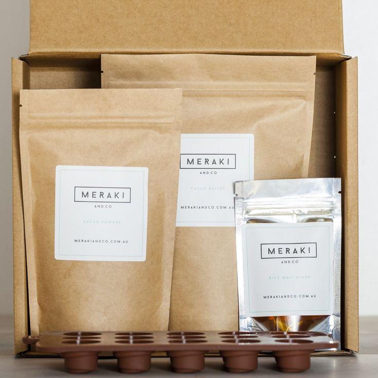 The Soul Box - Kraft Packaging