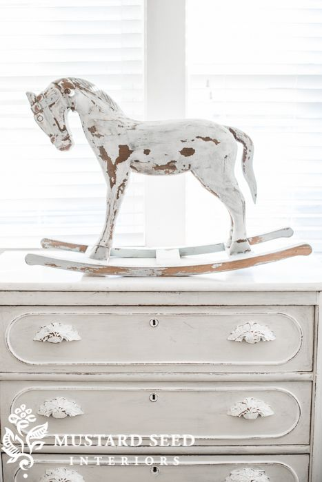the rocking horse | by Miss Mustard Seed