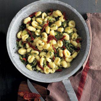 Gnocchi : La Cucina Italiana