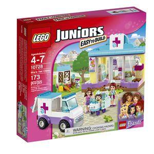 LEGO Juniors Mia's Vet Clinic (10728)