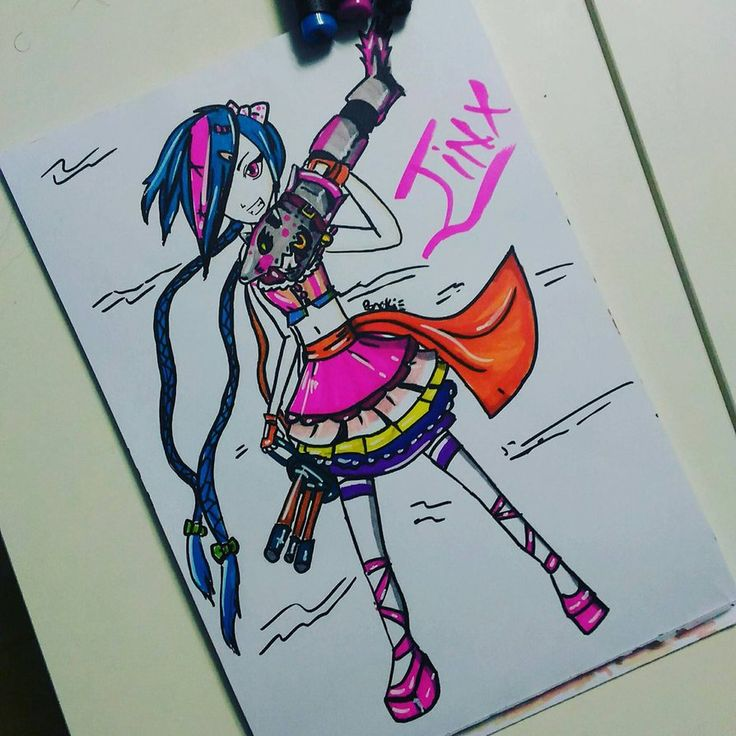 Harajuku Jinx by Ponoki-Chan on DeviantArt