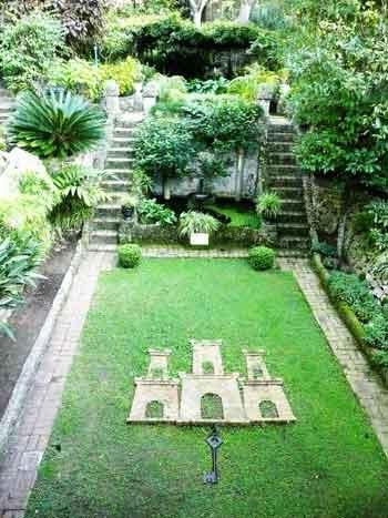 Alameda Gardens. GIBRALTAR.
