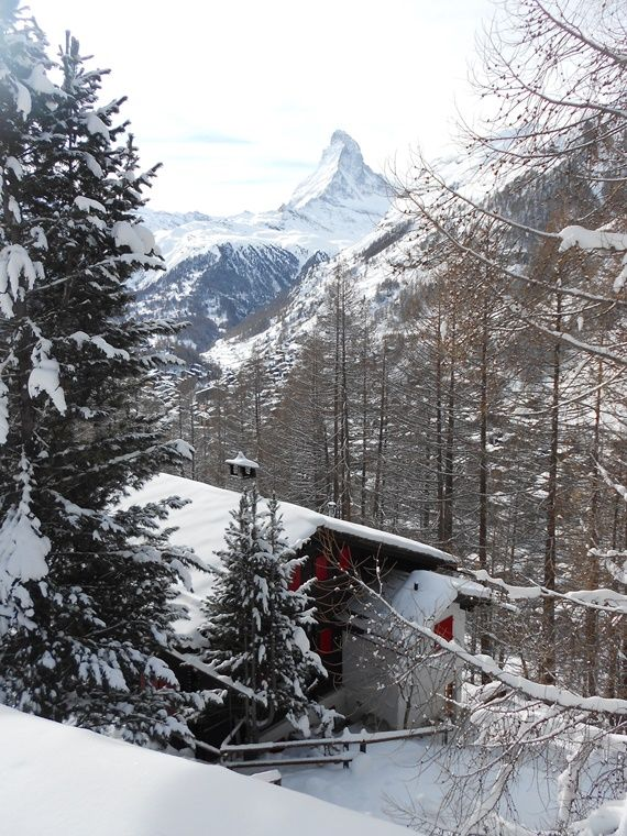 Zermatt - Matterhorn, by Lucia Trandafir