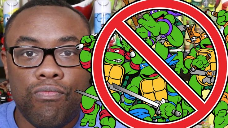 NO NINJA TURTLES! TMNT-Free Q&A : Black Nerd does a TMNT-Free Q&A... almost. 90s Nickelodeon, Gremlins, Power Rangers, Pizza, Ice Cream, Frozen, Mortal Kombat and More!
