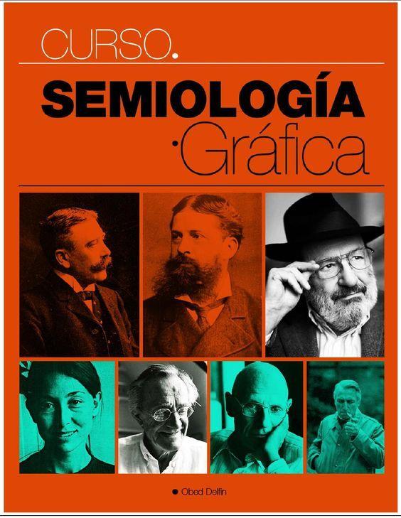 El texto Curso de Semiología Gráfica es un trabajo fundado en La Estructura Ausente de Umberto Eco, con el fin de explicar la parte gráfica de la semiología a alumnos de diseño gráfico.