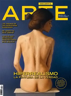 Descubrir el Arte. Número 188.   Descubrir el Arte, la revista líder de arte en español ¡Ya en quioscos y http://quiosco.arte.orbyt.es/!