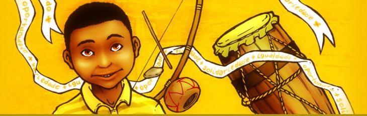 """Embora não tenha sido criado com esse propósito, """"Coisa de Preto"""" é o primeiro projeto voltado para a cultura afro-brasileira. Ele marca os dez anos da Lei 10.639/03 que obriga o ensino da história e cultura africana nas escolas."""