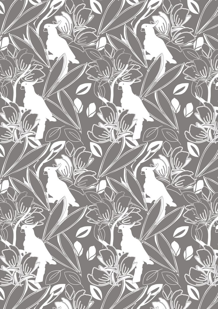 'Beach Bird' in Stone #3beaches #sunbrella #coastcollection #faderesistant #waterresistant #stainresistant #luxury #woven #outdoorfabric #boatingfabric #indooroutdoor #australiandesigners #textiledesign #interiordesign #beachstyle #coastalliving #tropical #beachbird #cockatoo