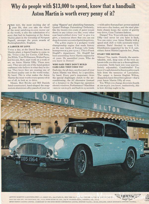 The Aston Martin Vanquish Price 297775 Astonmartinvanquish