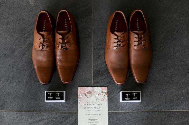 Groom photos cufflinks groom wedding shoes