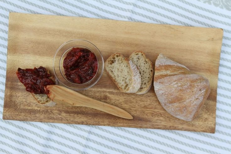 Learn how to make your own homemade plum jam. It tastes like heaven with crunchy, rustic bread.