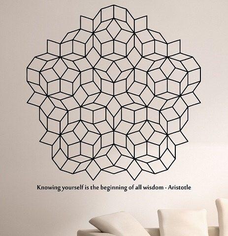 Die besten 25+ Penrose tiling Ideen auf Pinterest ...