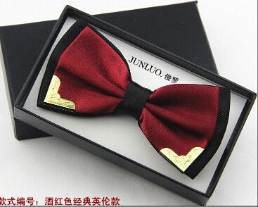 Men's Bow Ties Fashion Butterfly