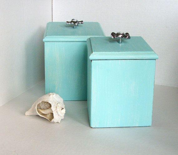 Storage Boxes Bathroom: 25+ Best Ideas About Bathroom Storage Boxes On Pinterest