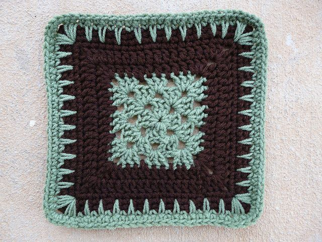 ... 101 crochet squares, crocheted, crocheting, leinhauser, jean
