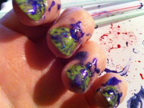 OMG...Spray Paint Nail Polish Exists And Your Life Will Never Be The Same Again