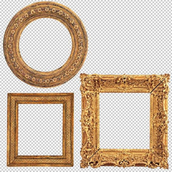 15 Ornate Frames Clipart Png Commercial Use Photo Frames Digital Download Frame Clipart Ornate Frame Frame