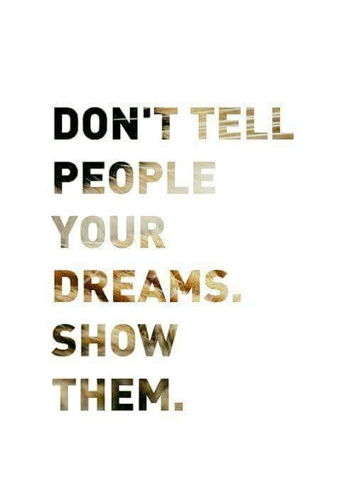 Seriously, this is IMPORTANT to learn people. Believe it, LIVE IT. It's real.