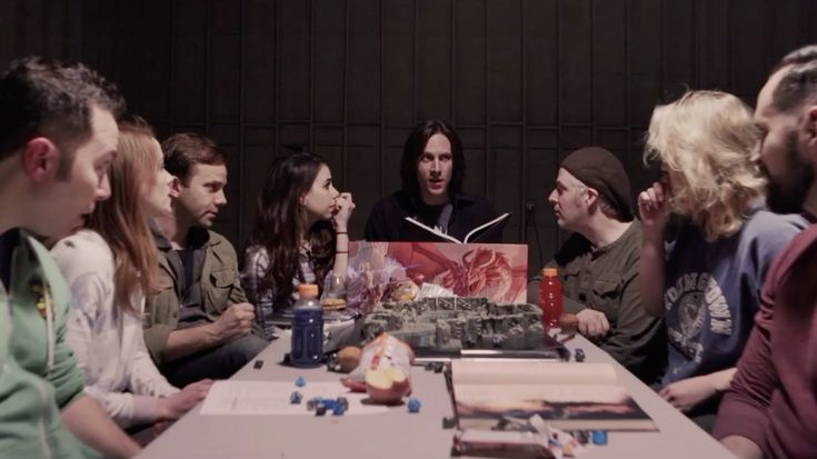 7 Lessons About Playing D&D I Learned From Critical Role #Games #TabletopGames #criticalrole #DungeonsDragons