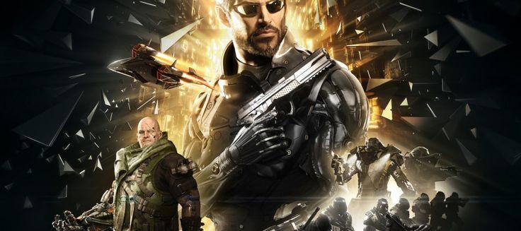 New 101 trailer for Deus Ex: Mankind Divided - Glitch Cat
