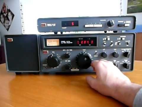 JRC NRD-515 + NDH-518 + NVA-515+CFL-230+CFL-260