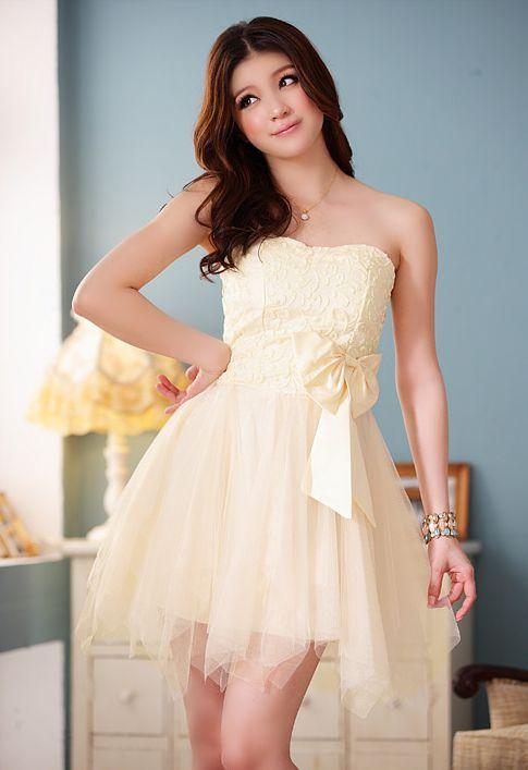 Moda asi tica 20 modelos de vestidos para fiesta parte for Modelos de mamparas para duchas
