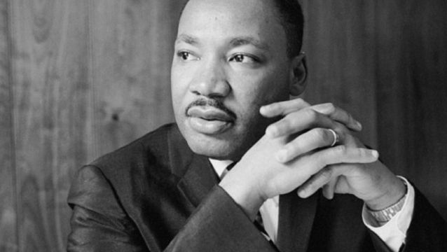 Democracy Now! Special: Dr. Martin Luther King, Jr. In His Own Words
