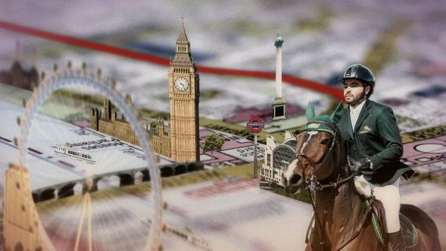Creative Direction: Greg Millar Design & Concept: Alan Lo Motion Design & Animation: Ryan Locke Made at Turquoise Branding.  A title sequence for a series documenting the Saudi Equestrian team on their route to the London 2012 Olympic Games.  A series of Macro shots reveal the journey and it's protagonists coming to life on paper maps. From their origins in Saudi Arabia to a training centre in Brussels, the team arrive in the iconic landscape of London amongst the larger than life pop-up…