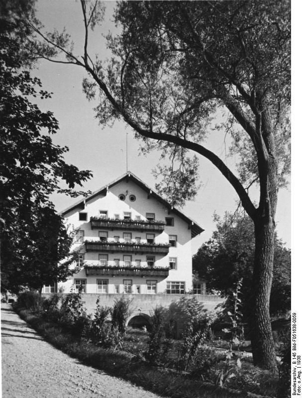 The first Lebensborn home was opened in 1936 in Steinhoering, a tiny village not far from Munich. Furnishings for the homes were supplied from the best of the loot from the homes of Jews who had been sent to Dachau. Ultimately, there were 10 Lebensborn homes established in Germany, nine in Norway, two in Austria, and one each in Belgium, Holland, France, Luxembourg and Denmark. Himmler himself took a special interest in the homes, choosing not only the mothers, but also attending to the…