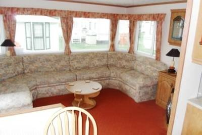 Our Willerby Salisbury static holiday caravan for hire in sunny Hunstanton, Norfolk