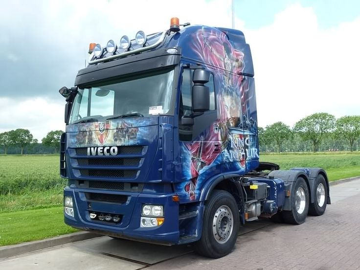For sale: Used and second hand - Tractor unit IVECO AS260S50 6X4