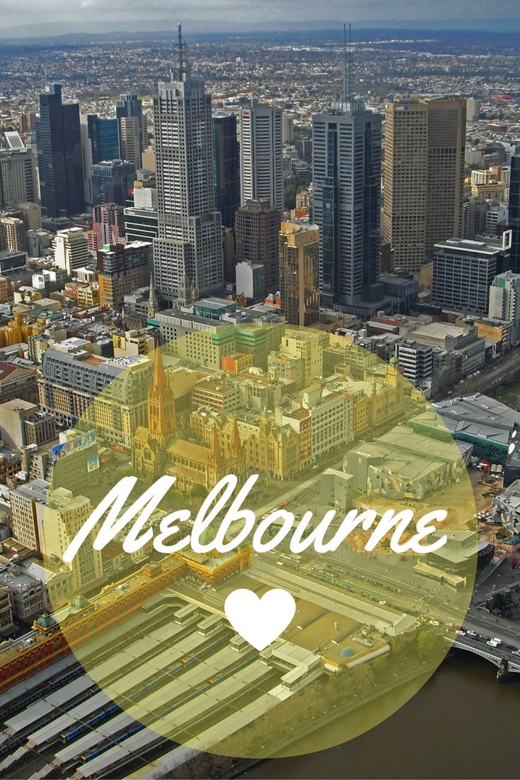 Meine Tipps und Highlights für Melbourne, Australien