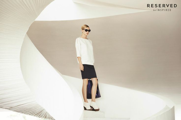 Campaign of Reserved Office / Spring-Summer 2014