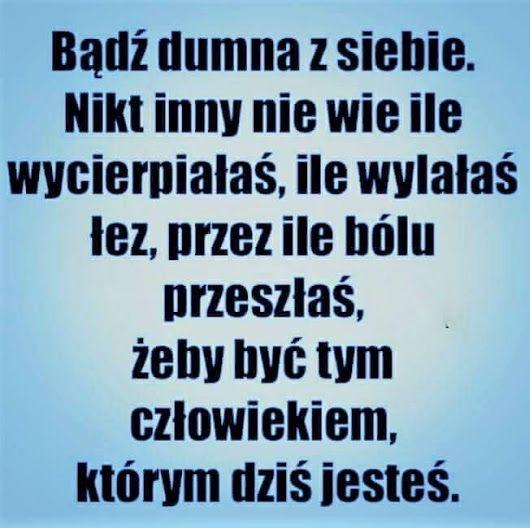 Obraz: Cytaty , Humor , Ciekawostki inspiracje - tablica kiniaaa98 na ...