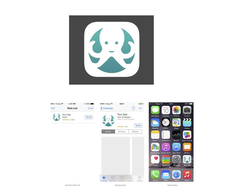 IOS App Logo Design Competition for new Application - AddMe by francelagui33