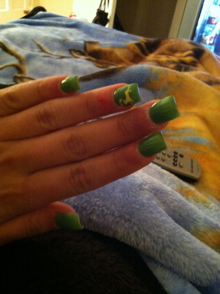 John Deere nails today.