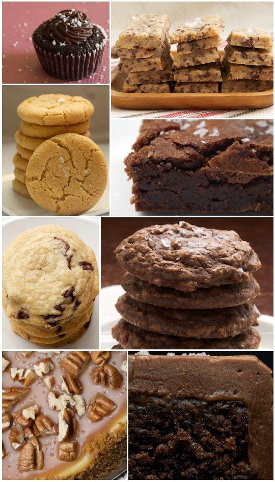 8 Favorite Sweet and Salty Recipes | Bake or Break
