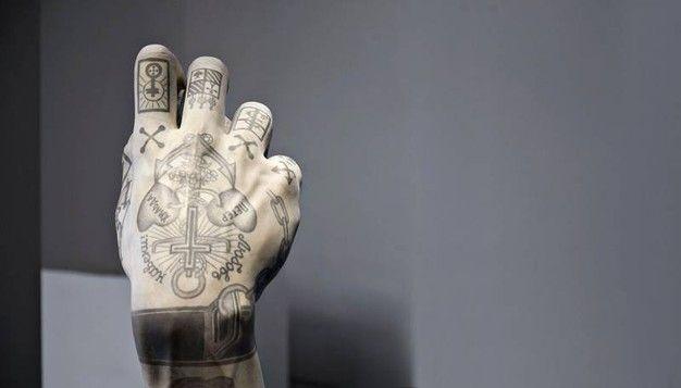 Fabio Viale - Contemporary sacred art | CoSA