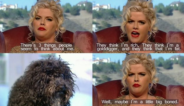 "But seriously, in all honesty, Anna Nicole was genuine. | Why ""The Anna Nicole Smith Show"" Was The Best Reality TV Show Ever"
