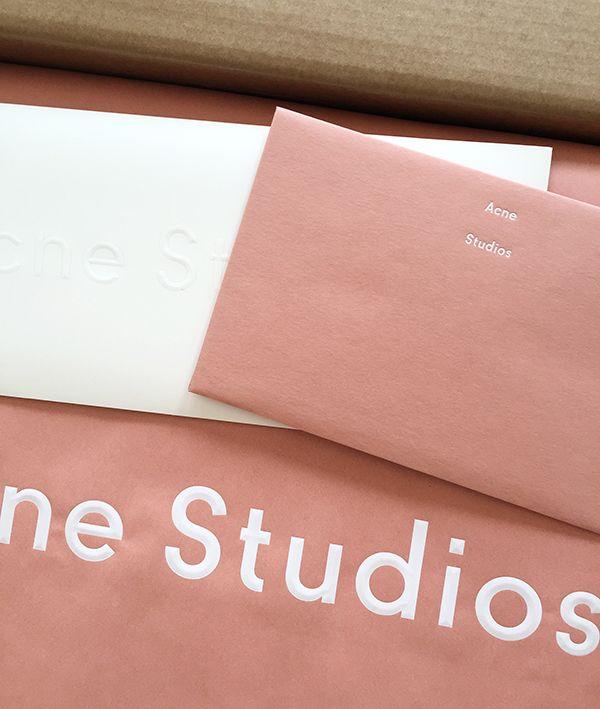 Solid frog: Acne Studios