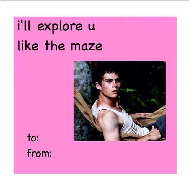 The Maze Runner lol