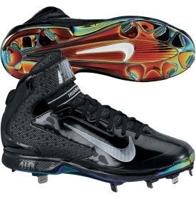 Nike Men's Huarache Pro Mid Metal Baseball Cleat - Dick's Sporting Goods