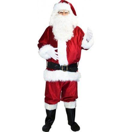 Déguisement Père Noel Américain Professionnel : boutique costumes pour adultes sur iDéguisements
