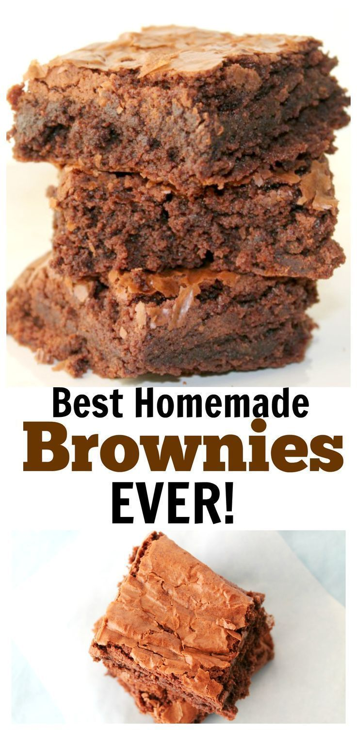 146 best brownies images on pinterest desert recipes for How to make healthy desserts from scratch