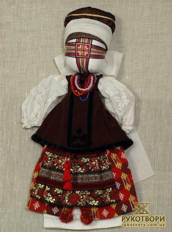 Rukotvory/ Motanka by Natalya Svyrydyuk