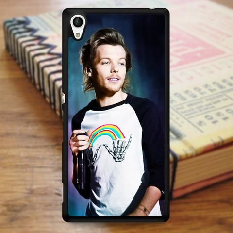 Louis Tomlinson One Direction Singer Sony Experia Z4 Case