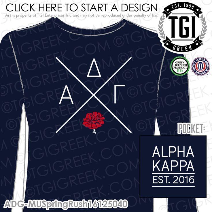 Alpha Delta Gamma | ΑΔΓ | Alpha Delt | Spring Rush | Rush | Red Carnation | Brotherhood | Greek Formals | TGI Greek | Greek Apparel | Custom Apparel | Fraternity Tee Shirts | Fraternity T-shirts | Custom T-Shirts