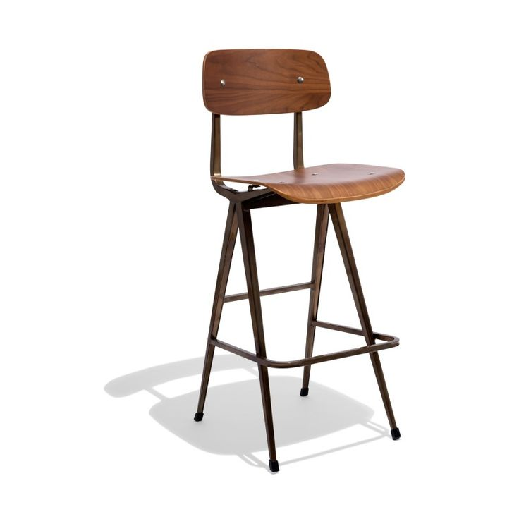 Folding Bar Stools ~ Folding bar stool with back woodworking projects plans