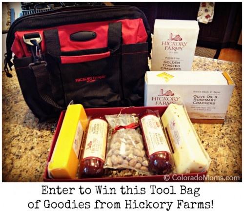 Hickory Farms Tool Bag #Giveaway