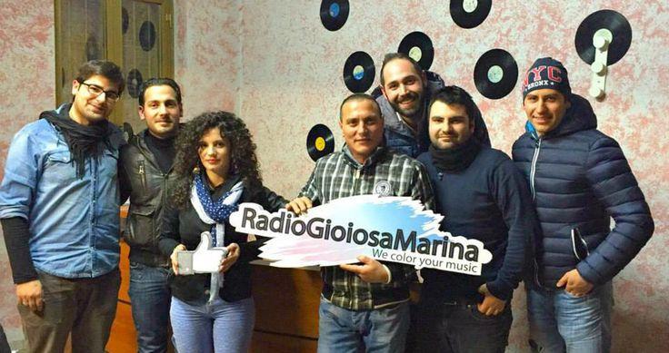 Intervista speciale al gruppo Etno folk TarantaMorges durante #liberamente su #radiogioiosamarina #lifeison #rgm  #èsemprebello